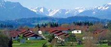 Ferienhäuser bei Füssen - Gruppenhaus im Allgäu