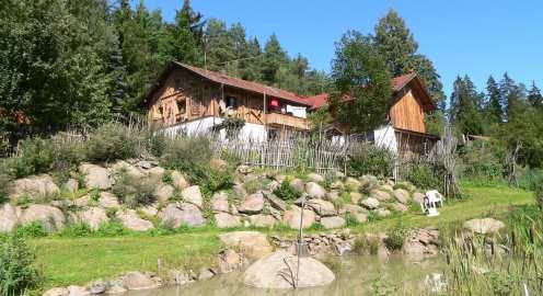 Selbstversorger Hüttenurlaub in Bayern Ferienhütten