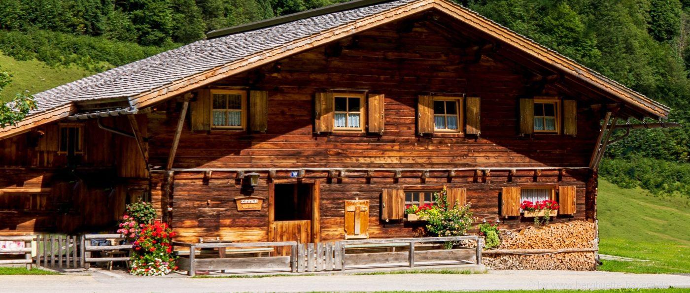 Berghütten in Bayern Almhütten und Chalets Byerischer Wald