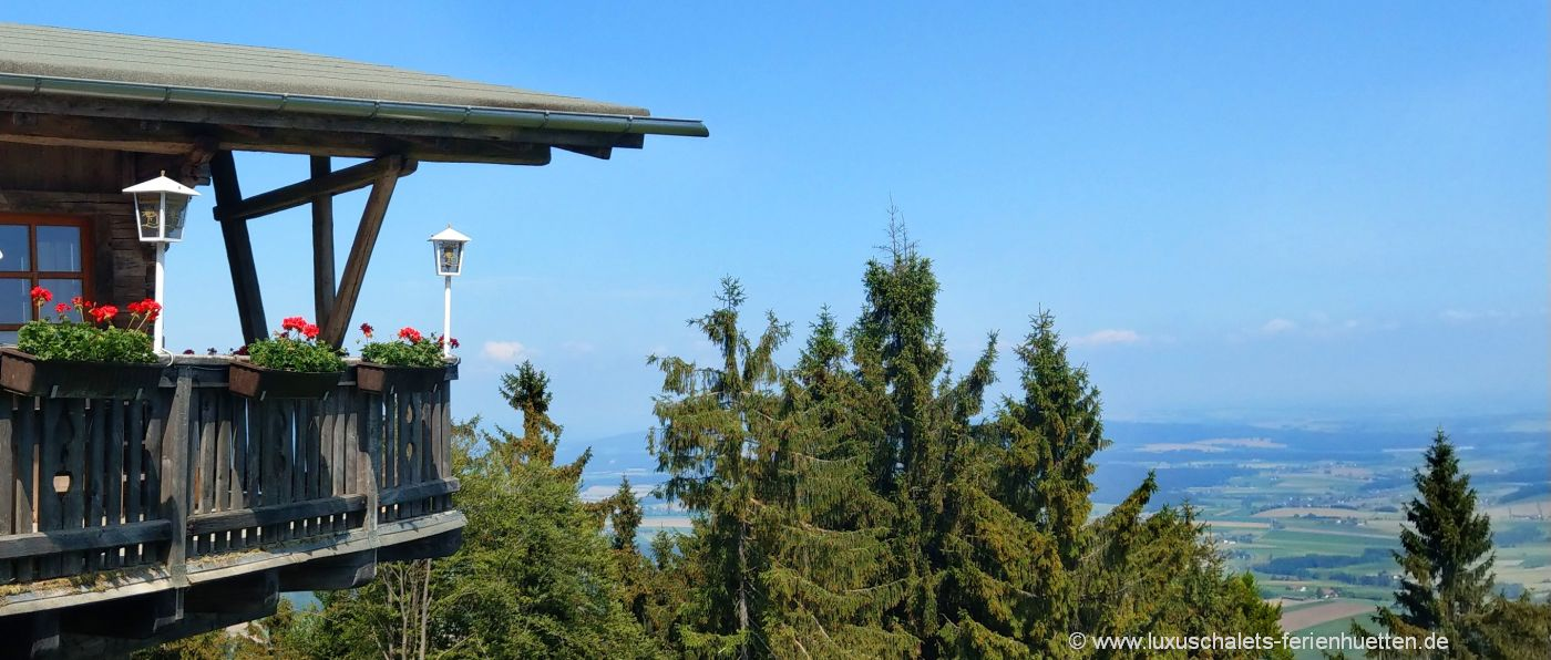 Berghütten für Gruppenurlaub mieten Bayerischer Wald Gruppenhütten