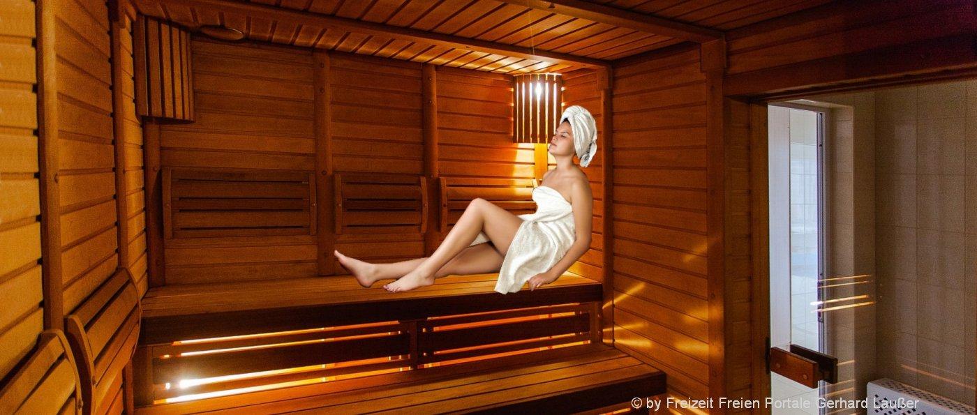 Berghütte mit Sauna Chalets mit Wellness Angebot