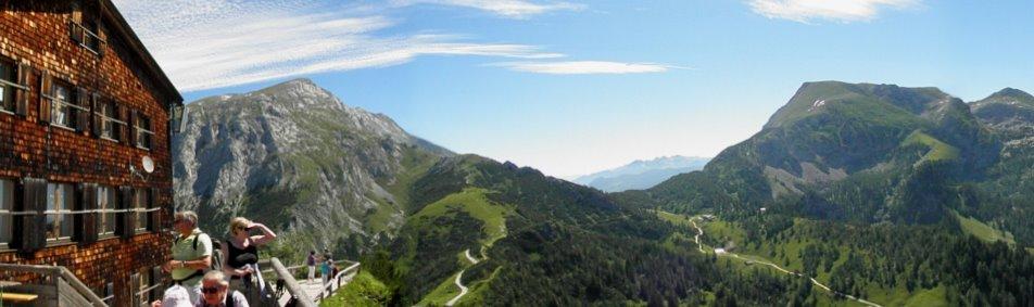 Berghüttenurlaub in Bayern - Schöne Ferienhütten in Deutschalnd