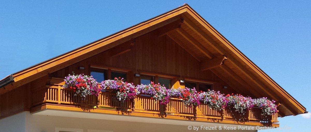 Luxus Chalets und Ferienhaus in Bayern mieten