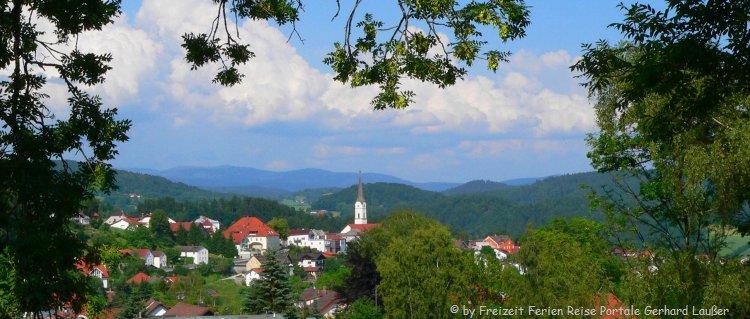 Feriendorf im Bayerischen Wald - Idyllische Ferienparks in Bayern