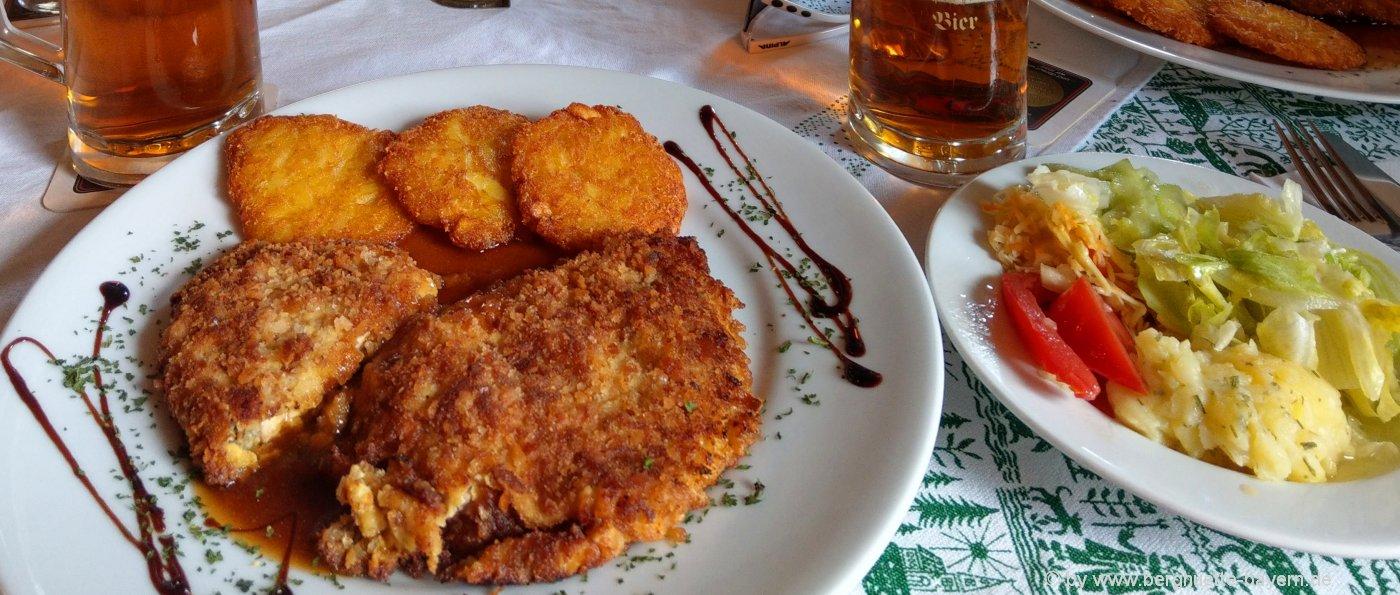 Lecker essen - urige Landgasthöfe & historische Gasthöfe i.d. Oberpfalz