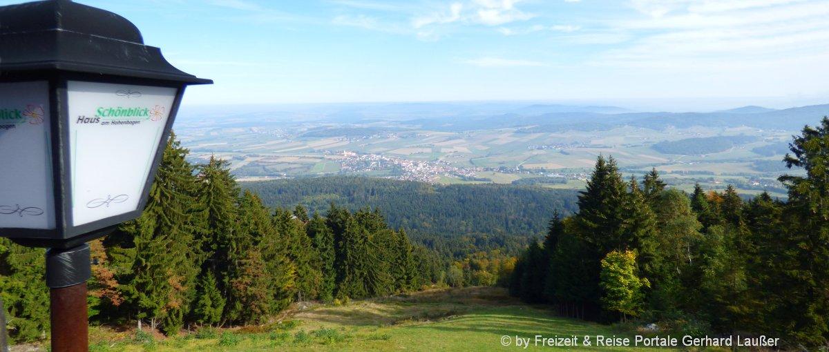 Bayerischer Wald Hütten Urlaub und Ausflüge