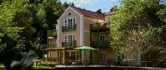 Gruppenhaus im Oberpfälzer Wald