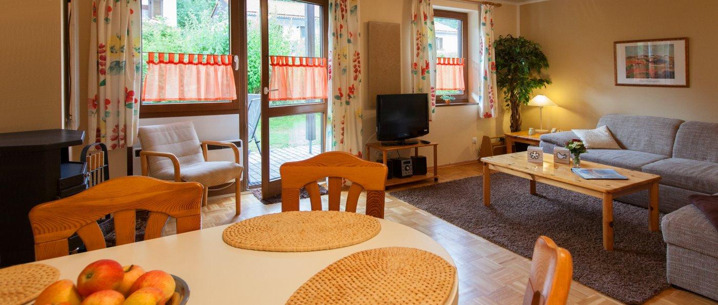 Familienfreundlicher Ferienhauspark in Bayern
