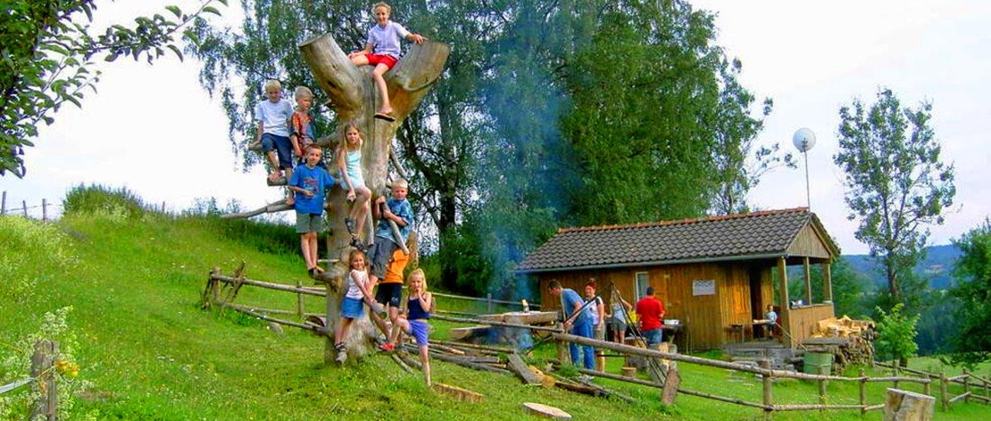 koenig-bayerischer-wald-ferien-bauernhof-gruppen-kinderspielplatz