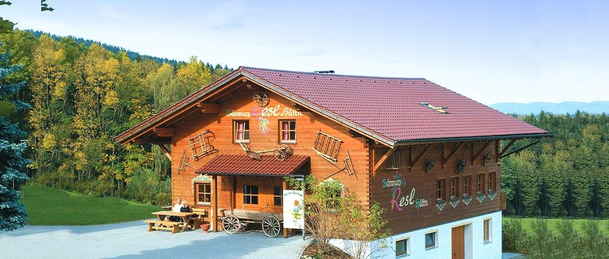 Pröller Bärwurz Resl Berghütten für Schulklassen und Vereine