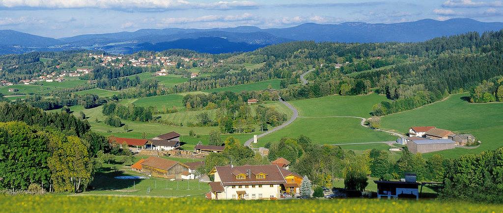 Bayersicher Wald Berghütten für Gruppen Urlaub in Bayern