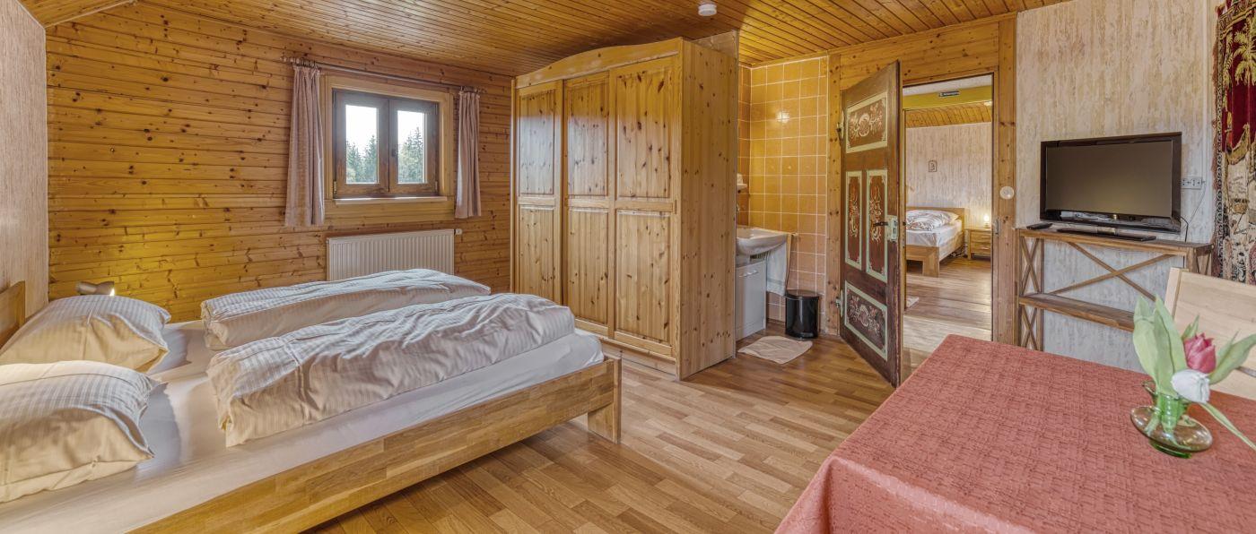 Bauernhof Pension im Dreiländereck Übernachtung Zimmer mit Frühstück