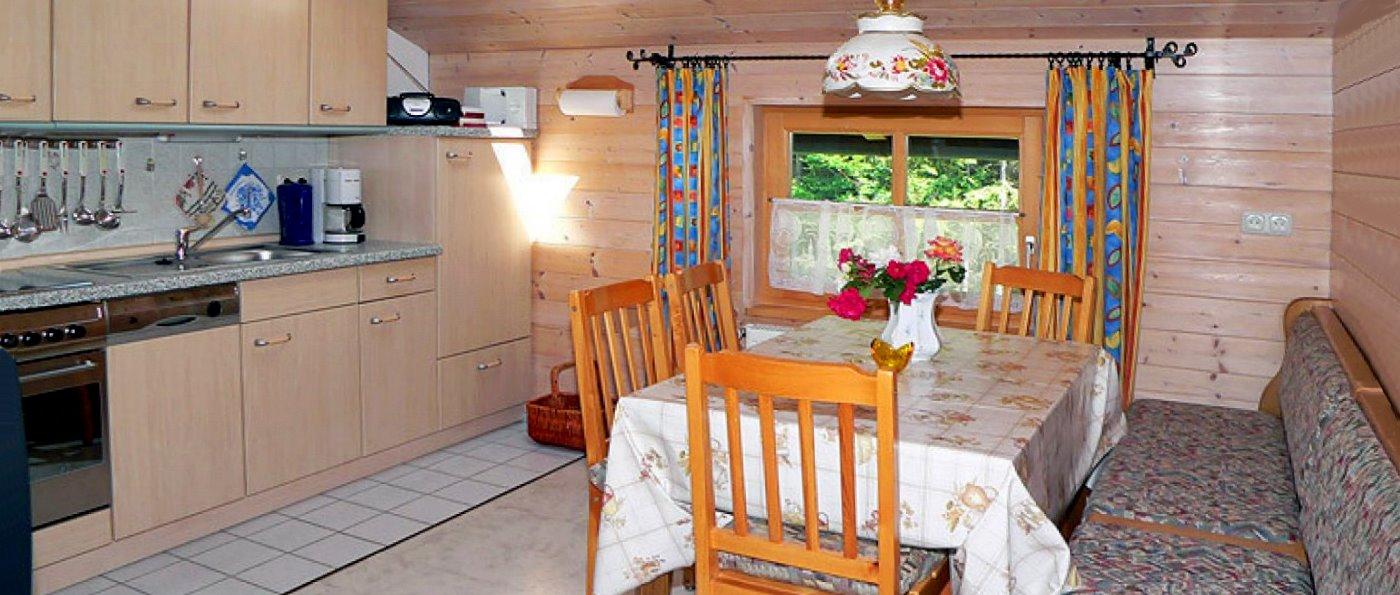 spannbauer-ferienhaus-dreisessel-ferienwohnung-plöckenstein-wohnküche
