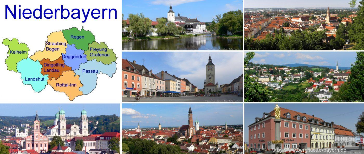 unterkunft-niederbayern-ferienwohnung-ferienhaus-landkreise-karte