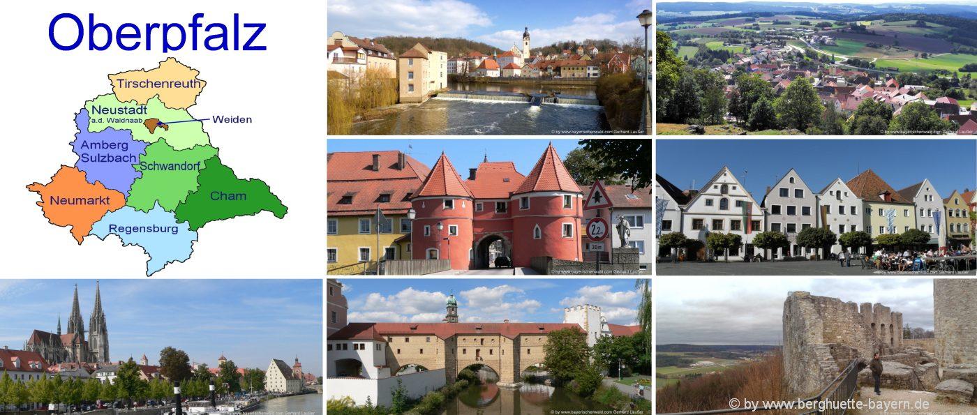 unterkunft-oberpfalz-ferienhaus-ferienwohnung-karte-landkreise