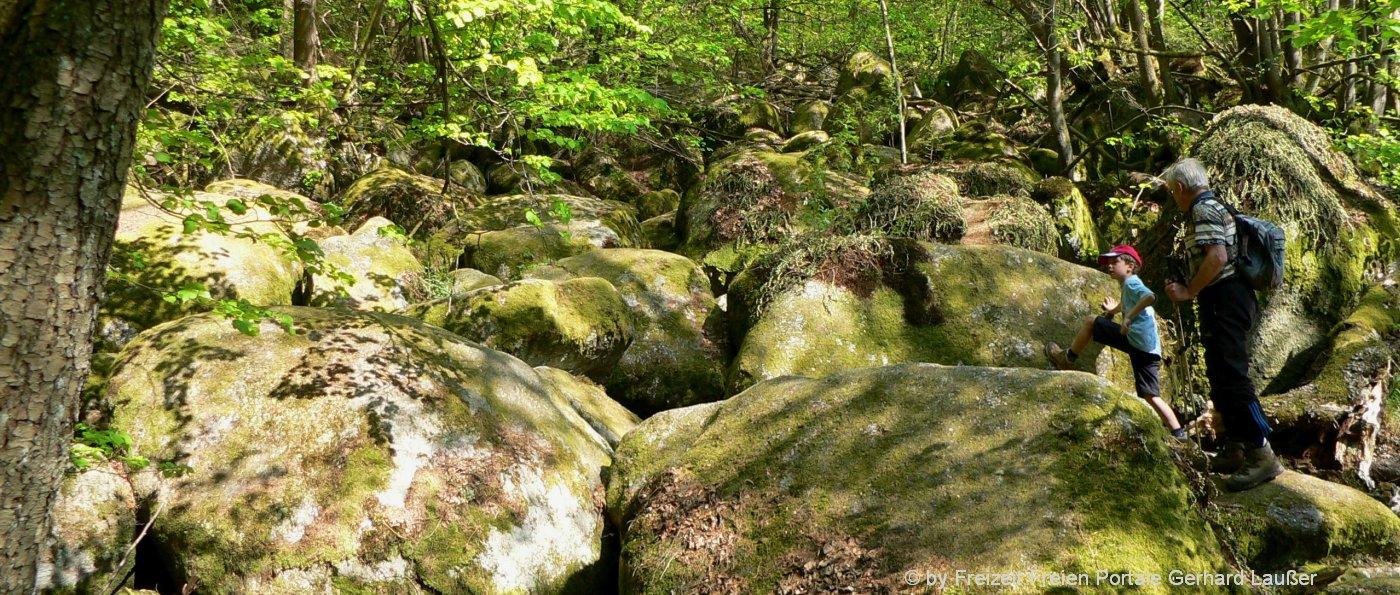 Wanderurlaub in Bayern Wanderhütten im Bayerischen Wald