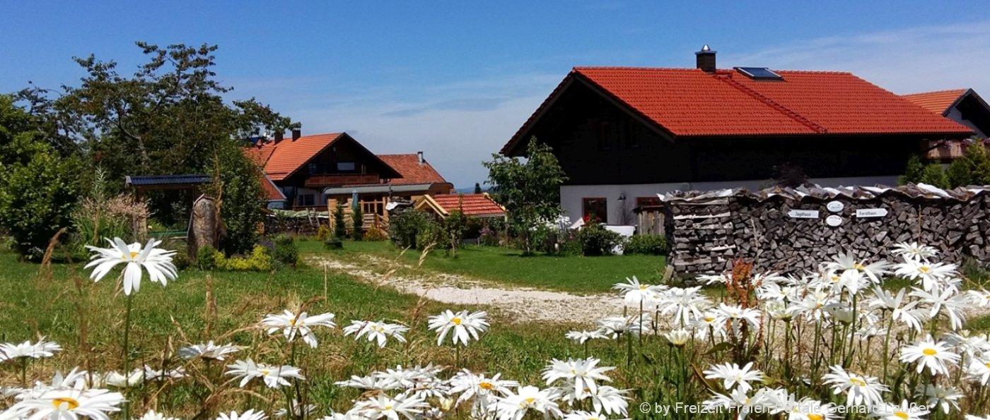 Luxusurlaub in Bayern Private Spa