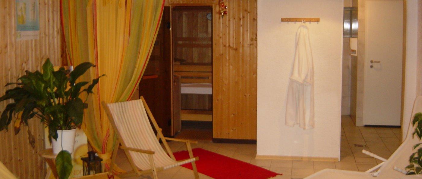 Urlaub am Wellness Bauernhof in Deutschland mit Sauna und Massagen