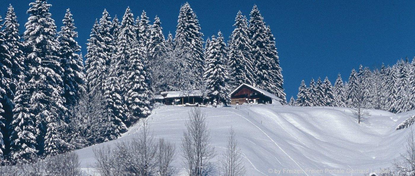 Bayerischer Wald Skihütten in Bayern mieten